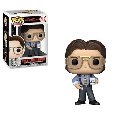 Office Space: Bill Lumbergh Pop Vinyl Figure