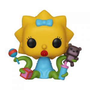 Simpsons: Treehouse of Horror – Alien Maggie Pop Vinyl Figure