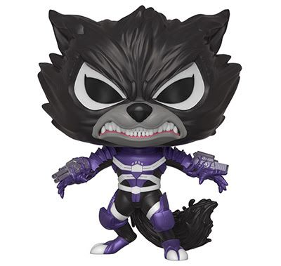 Venom: Venomized Rocket Raccoon Pop Vinyl Figure