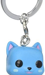 Key Chain: Fairy Tail - Happy Pocket Pop Vinyl