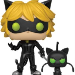 Cat Noir Plagg Pop Vinyl Figure
