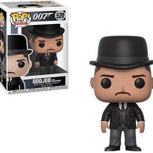 James Bond: Oddjob Pop Vinyl Figure