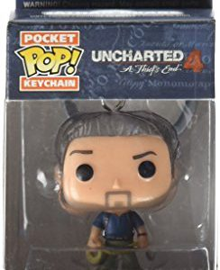 Key Chain: Uncharted - Nathan Drake