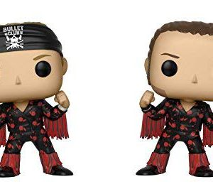 ROH: Bullet Club - Young Bucks Pop Vinyl Figure (2-Pack)