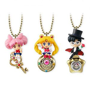 Key Chain: Sailor Moon - Twinkle Dolly Special Set (Display of 6)