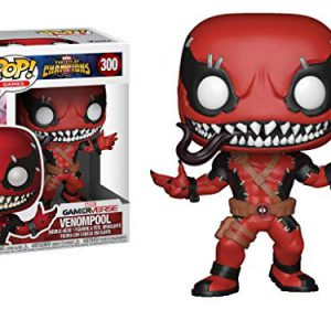 Marvel Contest of Champions: Venompool POP Vinyl Figure