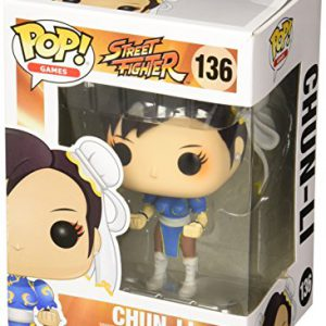 Street Fighter V: Chun-Li POP Vinyl Figure
