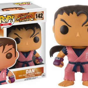 Street Fighter V: Dan POP Vinyl Figure