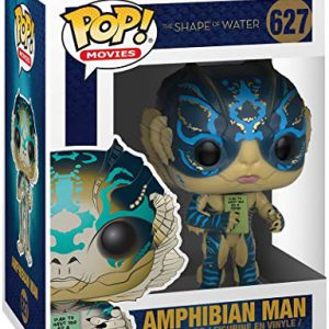 Shape of Water: Amphibian Man w/ Card Pop Vinyl Figure