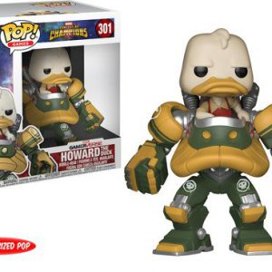 Marvel Contest of Champions: Howard The Duck Mecha 6'' Pop! Vinyl Figure
