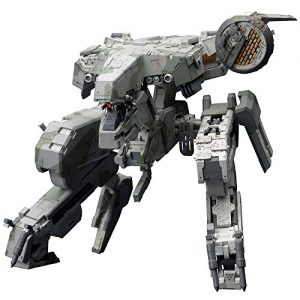 Metal Gear Solid 4: Rex 1/100 Scale Model Kit (Guns of the Patriot)