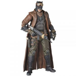 Batman V Superman: Knightmare Batman MAF EX Action Figure