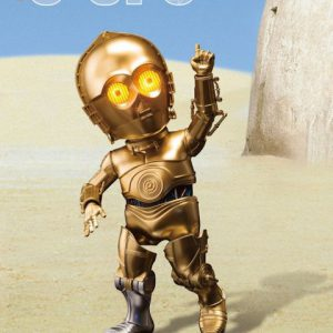 Star Wars: C-3PO EAA-008 Egg Attack Action Figure