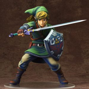 Zelda: Skyward Sword - Link 1/7 Scale Figure