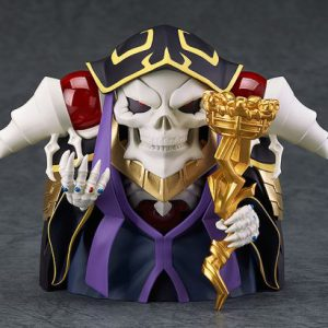 Nendoroid: Overlord - Ainz Ooal Gown Action Figure