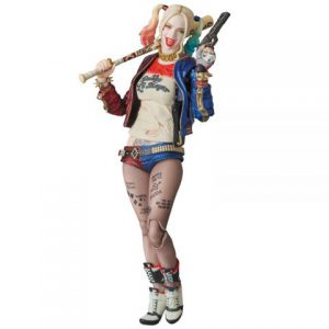 Suicide Squad: Harley Quinn Maf EX Action Figure