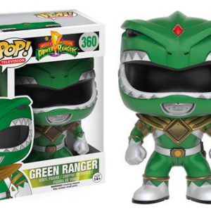 Power Rangers: Green Ranger POP Vinyl Figure
