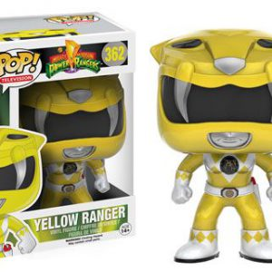 Power Rangers: Yellow Ranger POP Vinyl Figure
