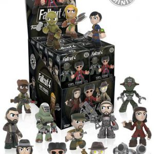 Fallout 4: Mystery PDQ Mini Figures (Display of 12)