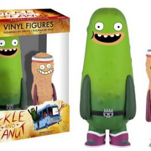 Pickle and Peanut: Pickle and Peanut Vinyl figure (2-Pack)