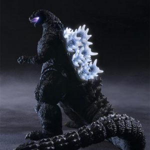 Godzilla: Godzilla 1989 S.H. MonsterArts Action Figure (Godzilla vs. Biollante Kou Kyou Kyoko) (Lights, Sound & Music)