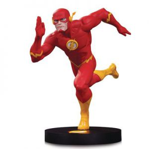 Flash: Flash Designer Series Statue by Francis Manapul