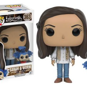 Labyrinth: Sarah & Worm POP Vinyl Figure