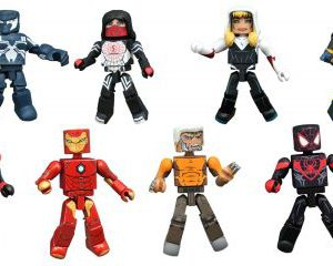 Minimates: Marvel Now Action Trading Mini Figures (Display of 12 Two-Packs)
