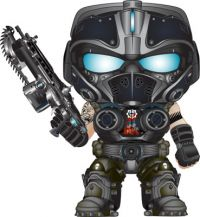 Gears of War: Clayton Carmine POP Vinyl Figure
