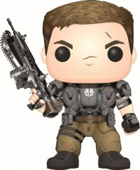 Gears of War: JD (Armored) POP Vinyl Figure