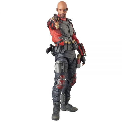 Suicide Squad: Deadshot Maf EX Action Figure