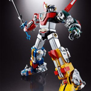 Voltron: Voltron GX-71 Soul of Chogokin Action Figure (Defender of the Universe)