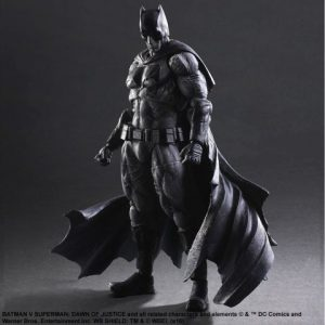 Batman v Superman: Dawn of Justice - Batman 'Black & White' Play Arts Kai Action Figure (SDCC 2016)
