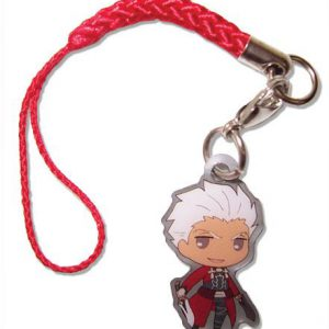Phone Charm: Fate/Stay Unlimited Blade Works - SD Archer Metal