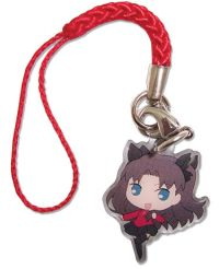 Phone Charm: Fate/Stay Unlimited Blade Works - SD Rin Metal