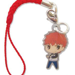 Phone Charm: Fate/Stay Unlimited Blade Works - SD Shirou Metal