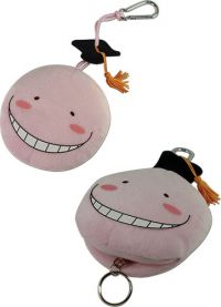Key Chain: Assassination Classroom - Koro Sensei Relax Plush