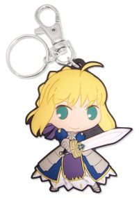 Key Chain: Fate/Stay Night - SD Saber