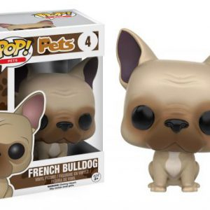 Funko Pets: French Bulldog POP Vinyl Figure