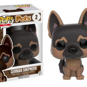 Funko Pets: German Shepherd POP Vinyl Figure
