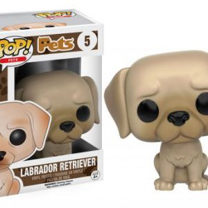 Funko Pets: Labrador Retriever POP Vinyl Figure