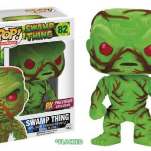 DC Comics: Swamp Thing Flocked & Scented POP Vinyl Figure (SDCC 2016)