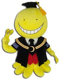 Assassination Classroom: Koro Sensei 8'' Plush