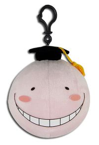 Assassination Classroom - Koro Sensei Pink 4'' Plush
