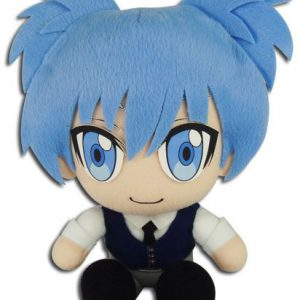 Assassination Classroom - Nagisa Sitting 7'' Plush