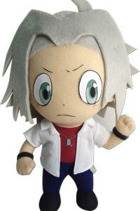 Reborn! Gokudera Uniform 8'' Plush