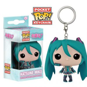 Key Chain: Vocaloid - Hatsune Miku POP Vinyl