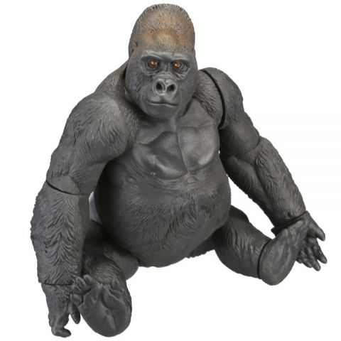 Western Lowland: Gorilla Sofubi Toy Box Action Figure