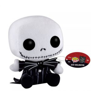 Nightmare Before Christmas: Jack Plush