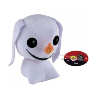 Nightmare Before Christmas: Zero Plush